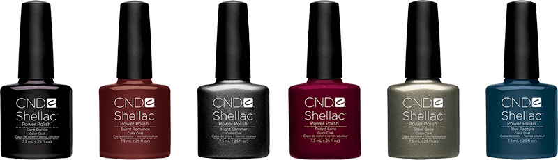 Коллекция CND Shellac Forbidden